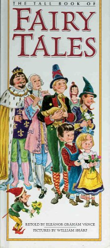 9780060255459: The Tall Book of Fairy Tales
