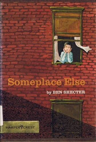9780060255770: Someplace else