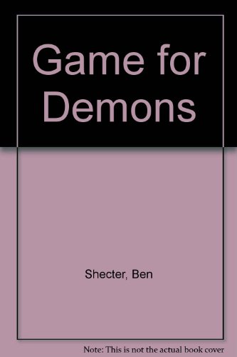 9780060255794: Game for Demons