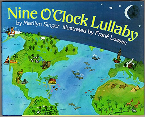 9780060256470: Nine O'Clock Lullaby