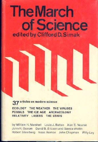 9780060256623: The march of science