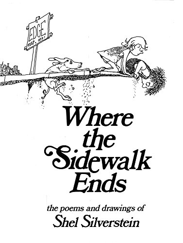 9780060256685: Where the Sidewalk Ends: Poems and Drawings