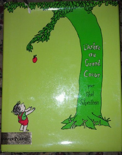 9780060256692: L'Arbre Au Grand Coeur (French Edition)