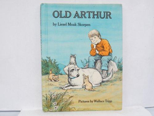 9780060257156: Old Arthur.