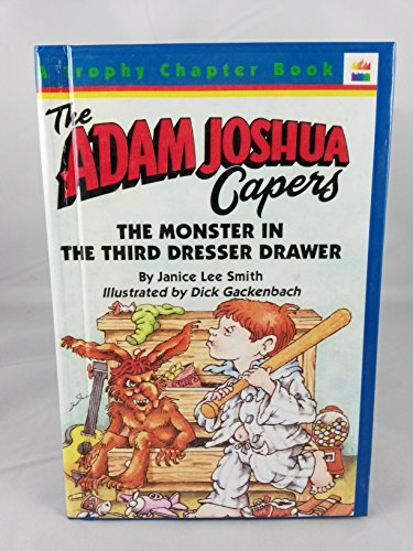 9780060257347: The Monster in the Third Dresser Drawer and Other Stories About Adam Joshua