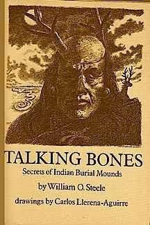 9780060257682: Talking Bones: Secrets of Indian Burial Mounds