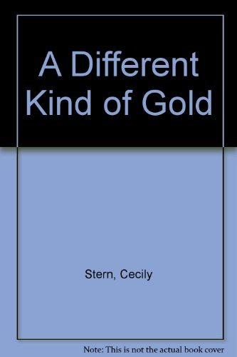 9780060257712: A Different Kind of Gold