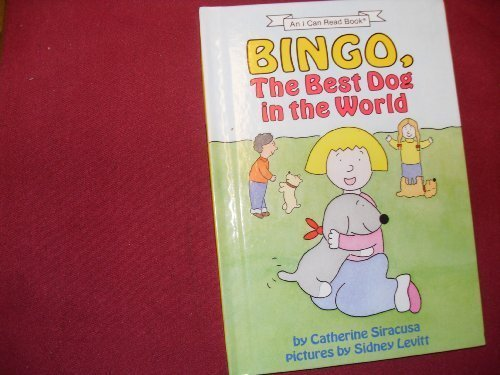 9780060258122: Bingo, the Best Dog in the World (I Can Read!)