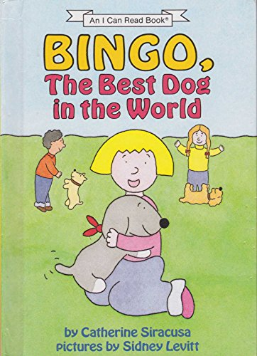 9780060258139: Bingo, the Best Dog in the World (An I Can Read Book)
