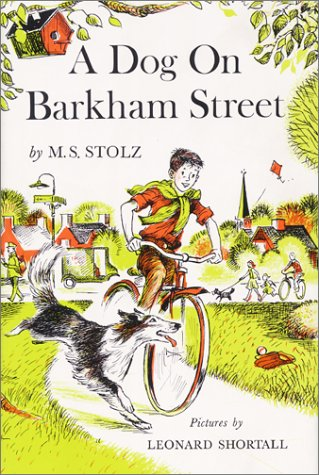 9780060258412: A Dog on Barkham Street