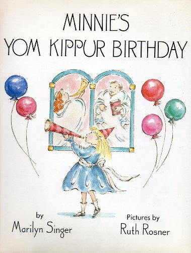 Minnie's Yom Kippur Birthday (0060258462) by Singer, Marilyn