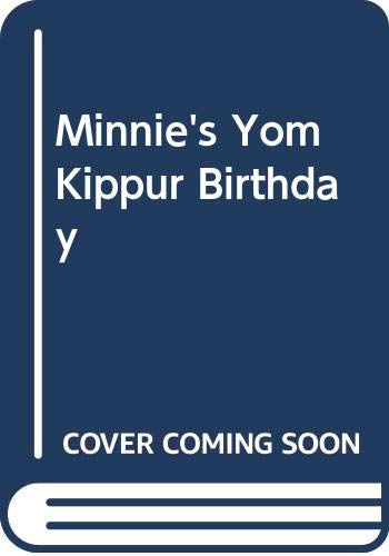 9780060258474: Minnie's Yom Kippur Birthday