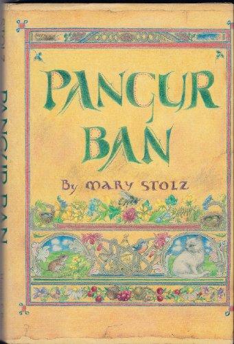9780060258610: Pangur Ban