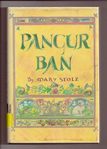 9780060258627: Pangur Ban