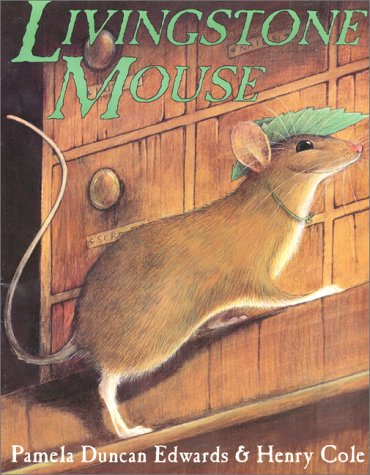 9780060258696: Livingstone Mouse