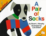9780060258795: A Pair of Socks: Level 1: Matching (Mathstart: Level 1 (HarperCollins Hardcover))