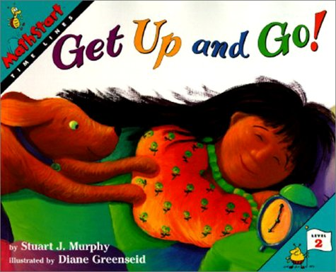 9780060258825: Get Up and Go!: Level 2: Timelines (Mathstart: Level 2 (HarperCollins Library))