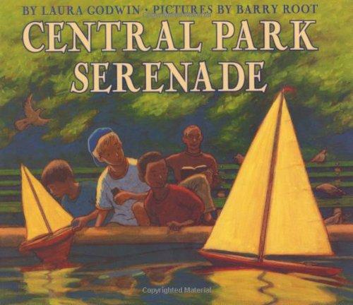 9780060258917: Central Park Serenade