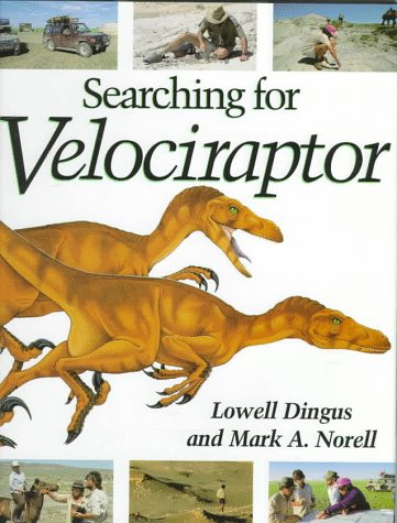 9780060258948: Searching for Velociraptor