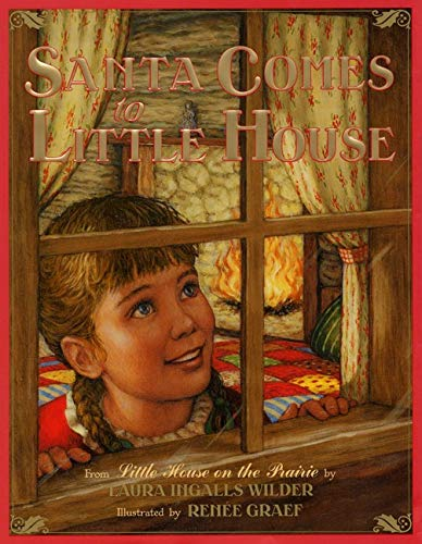 9780060259389: Santa Comes to Little House (Little House Picture Book)