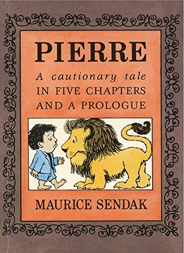 9780060259655: Pierre: A Cautionary Tale (The Nutshell Library)