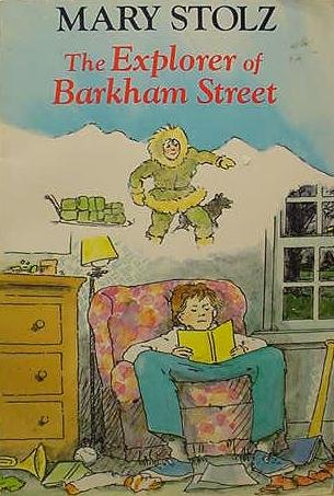 9780060259761: The Explorer of Barkham Street