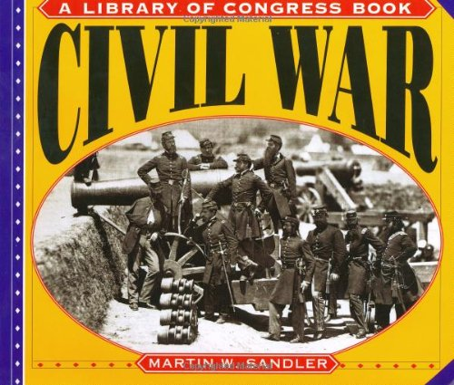 9780060260248: Civil War (Library of Congress Books)