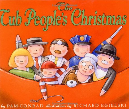 9780060260286: The Tub People's Christmas