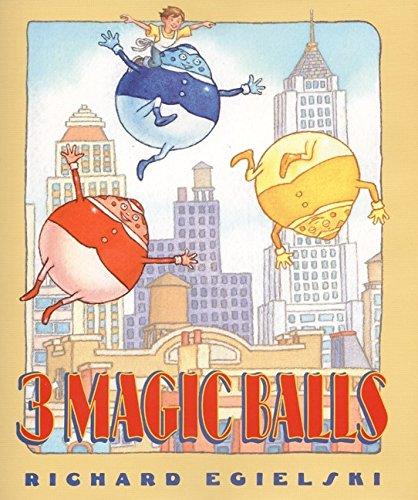 9780060260323: Three Magic Balls