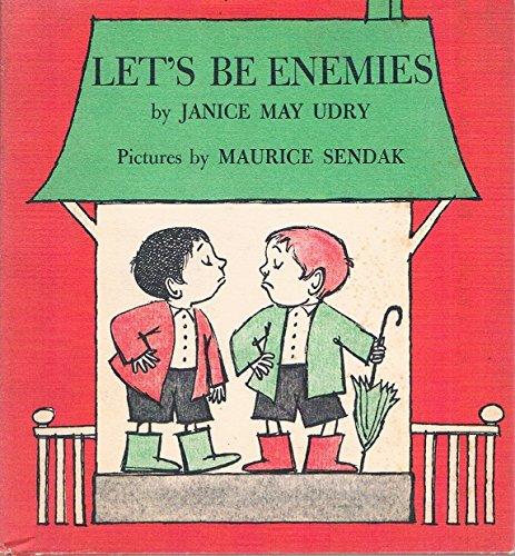 9780060261306: Let's be Enemies