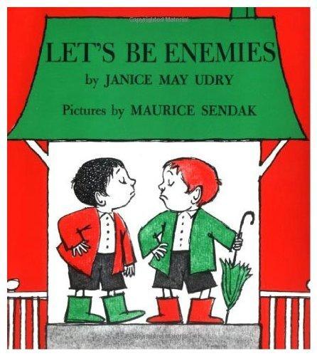 9780060261313: Lets Be Enemies Lb