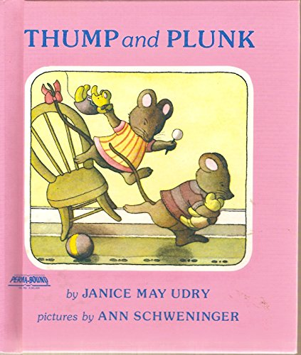 9780060261498: Thump and Plunk