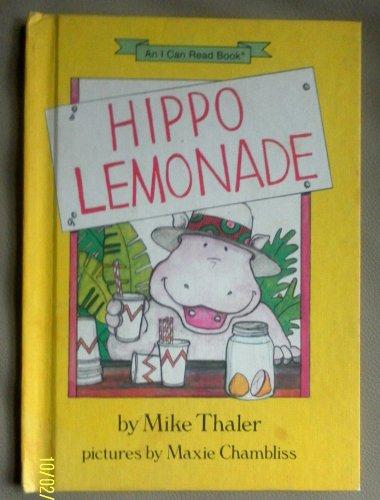 9780060261597: Hippo Lemonade