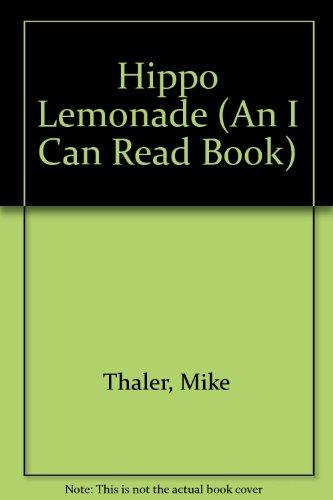 9780060261627: Hippo Lemonade (An I Can Read Book)
