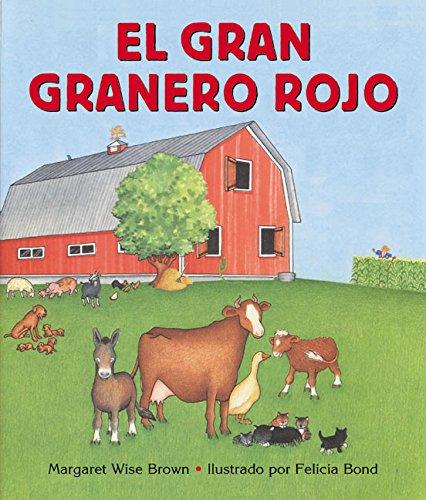 9780060262259: Big Red Barn (Spanish Edition): El Gran Granero Rojo