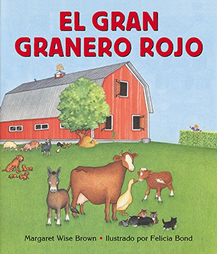 9780060262259: El gran granero rojo (The Big Red Barn, Spanish Edition)