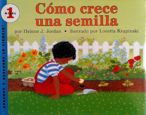 9780060262273: Como Crece Una Semilla / How a Seed Grows (Let's-Read-and-Find-Out Science)