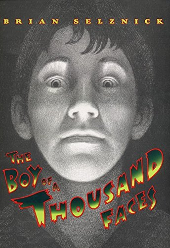 9780060262655: The Boy of a Thousand Faces