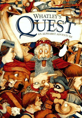 9780060262914: Whatley's Quest
