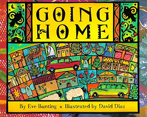 9780060262976: Going Home (Trophy Picture Books)