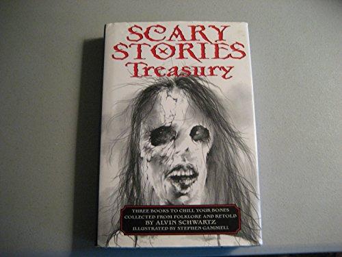 9780060263416: Scary Stories Treasury: Omnibus