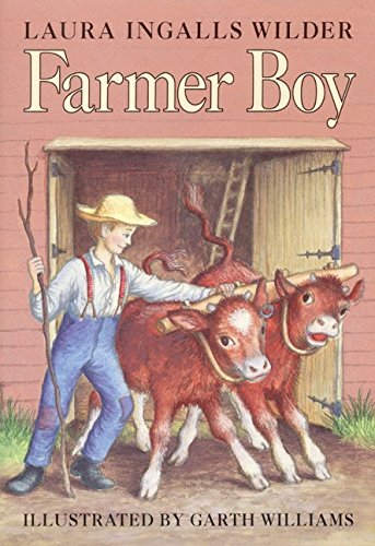 9780060264253: Farmer Boy (Little House-the Laura Years)