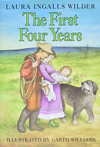 9780060264260: The First Four Years (Little House-the Laura Years)