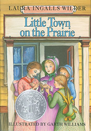 9780060264505: Little Town on the Prairie (Little House)
