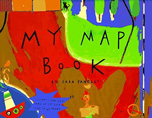 9780060264550 my map book rise and shine abebooks sara 9780060264550 my map book rise and shine gumiabroncs Images