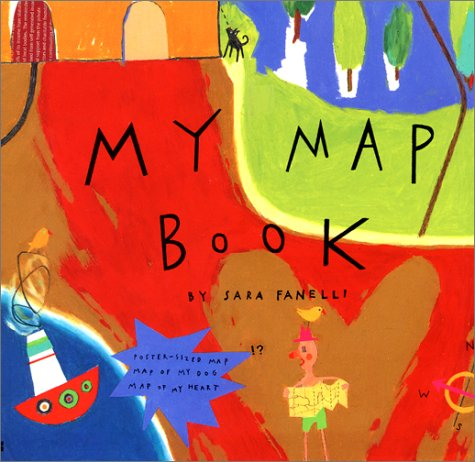 9780060264567: My Map Book