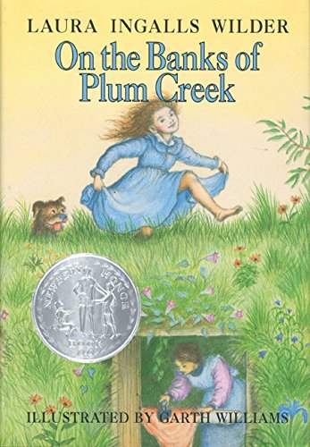 9780060264703: On the Banks of Plum Creek (Little House-the Laura Years)
