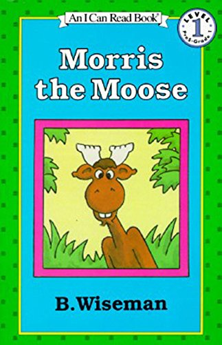 9780060264765: Morris the Moose (I Can Read Level 1)