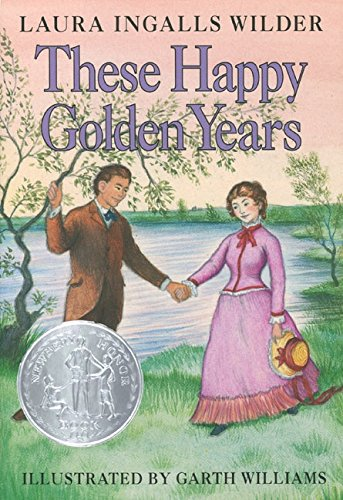 9780060264802: These Happy Golden Years (Little House-the Laura Years)