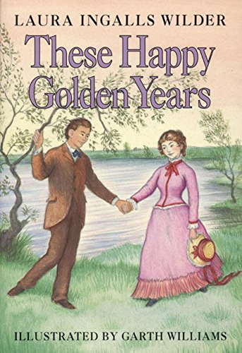 9780060264819: These Happy Golden Years (Little House)